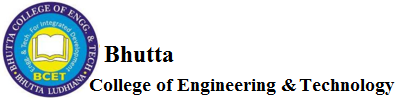 Bhutta College of Engineering And Technology