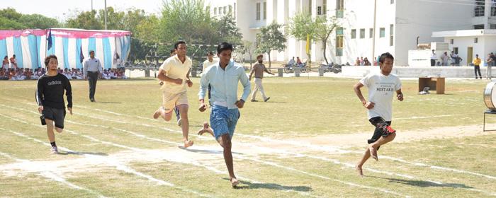 Sports & Extra Curricular Activities